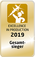 Excellence in Production - Gesamtsieger 2019